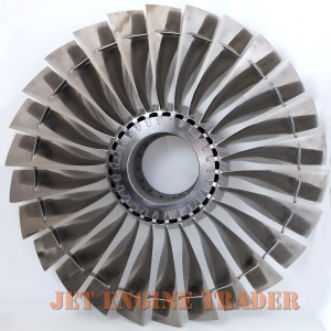 Rolls Royce Pegasus Lp Compressor Fan Stages Jet Engine